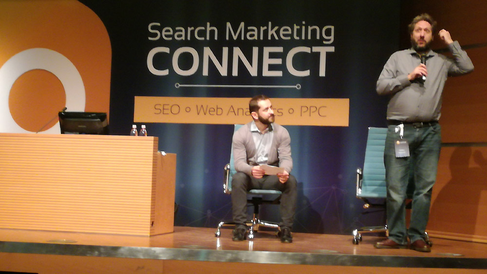 Fili Wiese al Search Marketing Connect 2016