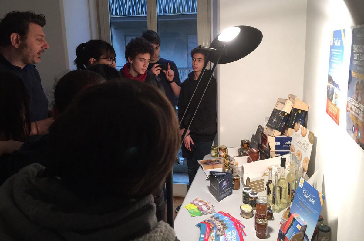 Liceo Classico Costa in visita a DigiSide